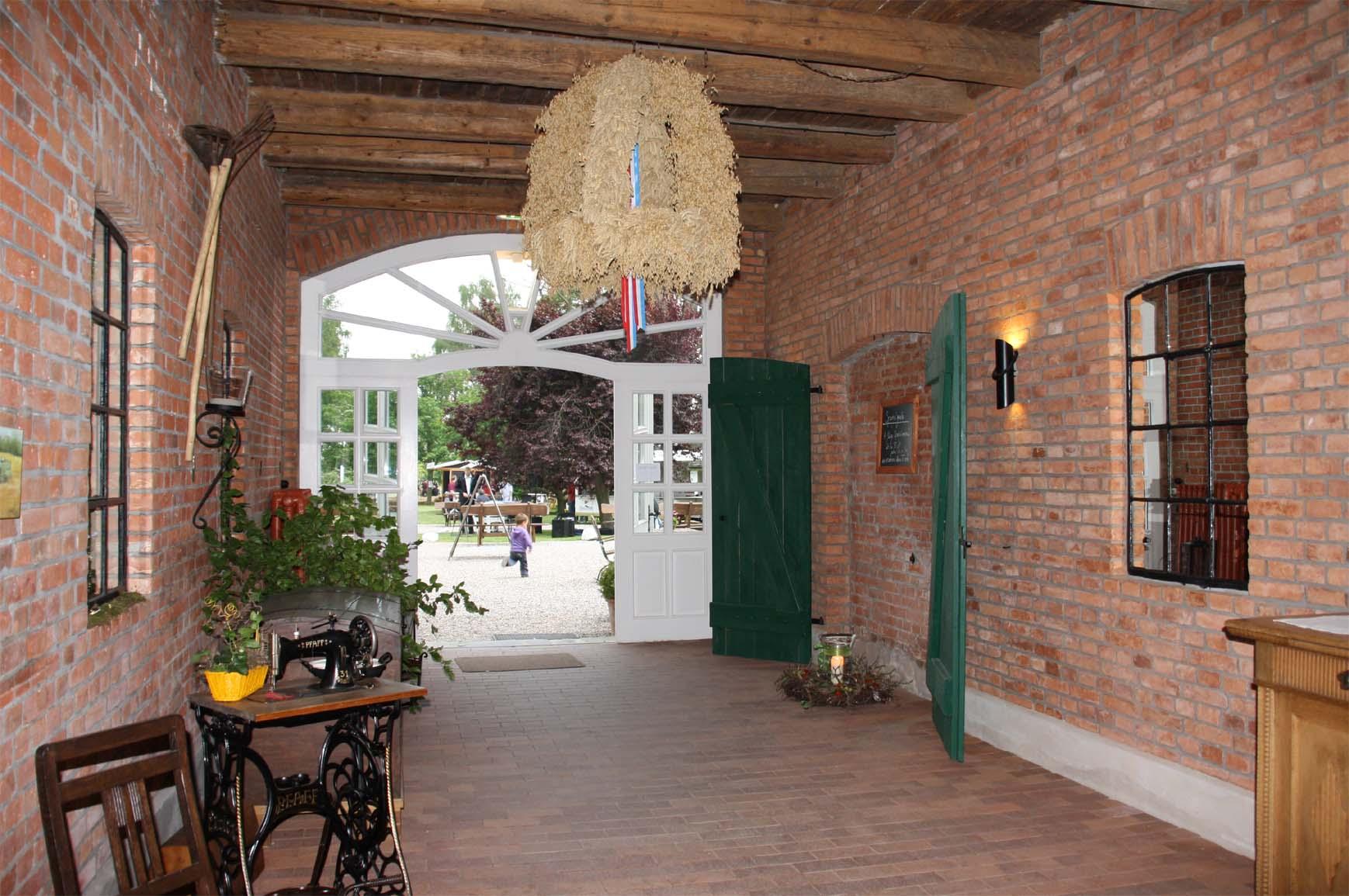 Café zum Ziegelhof - Eingangsdiele