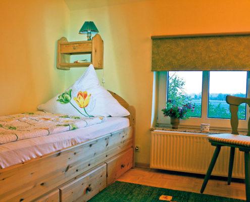 Ferienwohnung 2 - Schlafzimmer