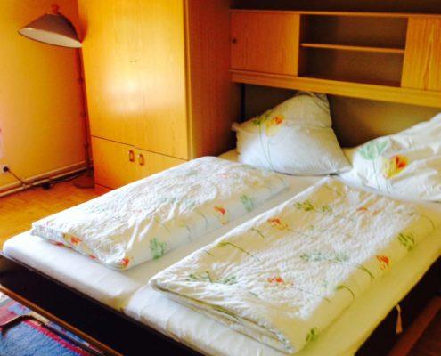Ferienwohnung 3 - Schrankbett
