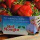 Die ersten Erdbeeren in unseren neuen Schalen