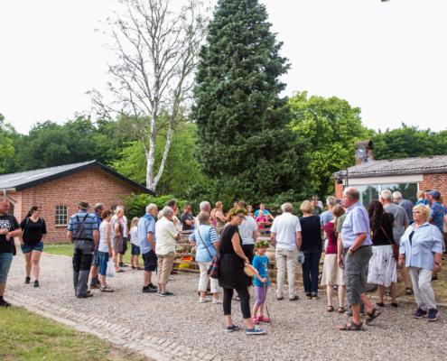 Schafescheren Hoffest 2018