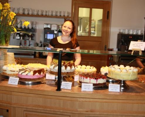 Kuchen und Torten - Café zum Ziegelhof